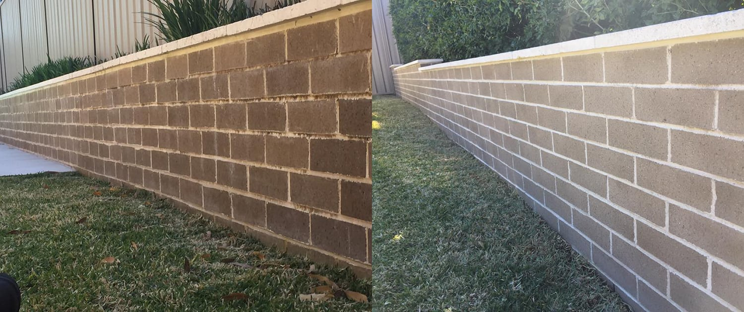 before after soda blasting