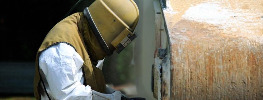 Mobile Abrasive Blasting Sydney NSW - Soda Tec
